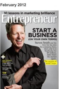Minott Gore Trep of the Month - Entrepreneur Magazine