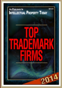 Top 50 Trademark Law Firms on Intellectuall Property Today