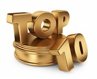 Top 10 Gold small