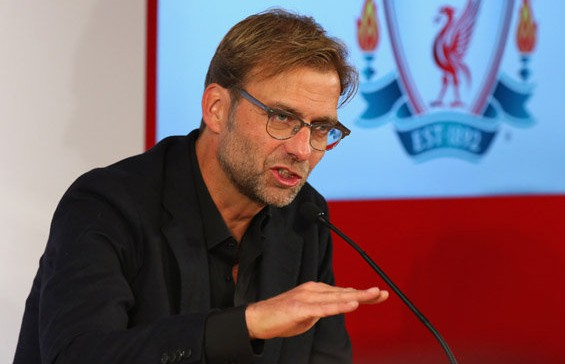 Liverpool move to trademark Klopp's nickname