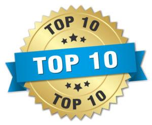 Top 10 trademark registrations for 2016